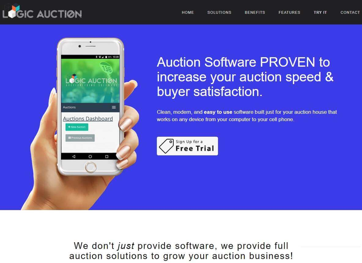 LogicAuction Example